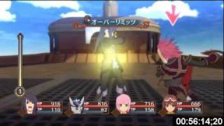 Tales of Vesperia PS3 - New Game Speedrun in 5:26:40 (With Commentary)