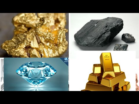 Top 20 African Countries With The Most Natural Resources