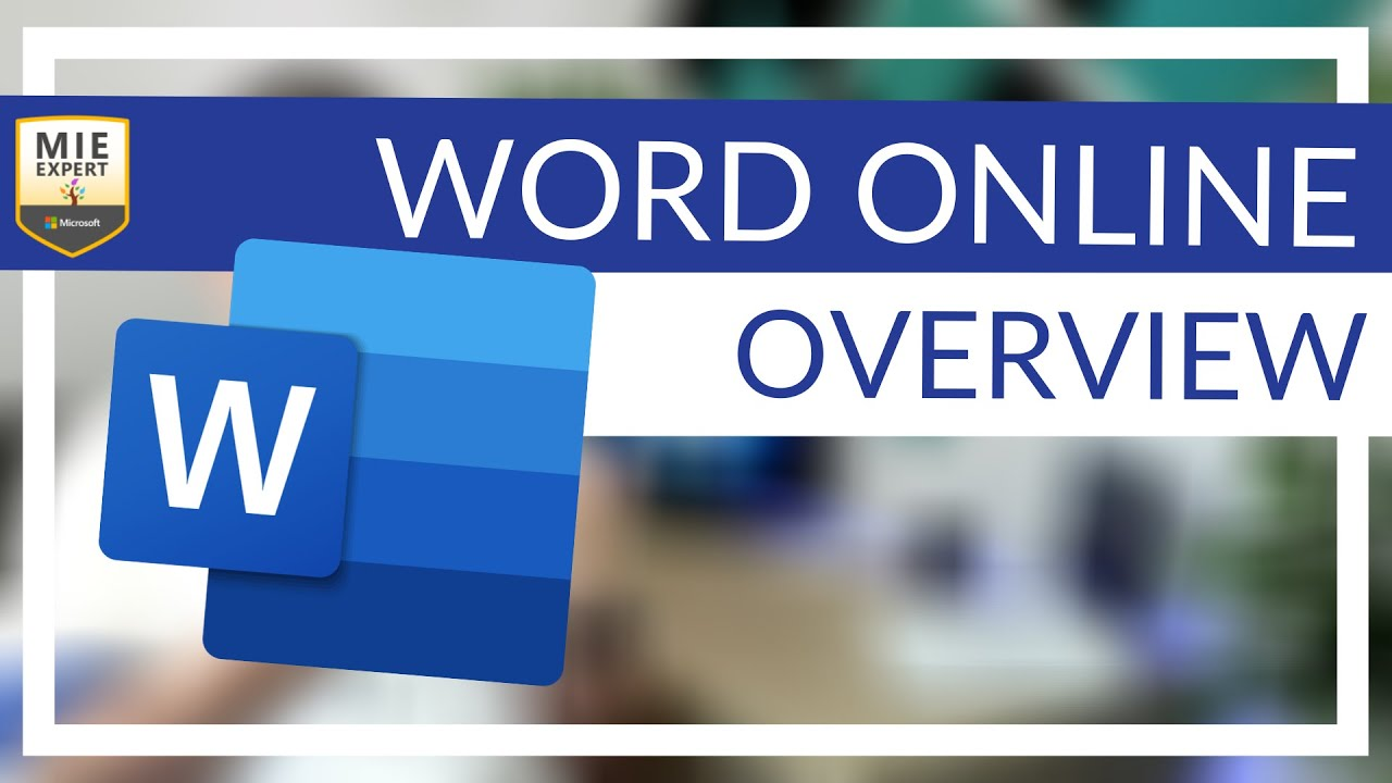 How to use Word Online (Complete Overview)