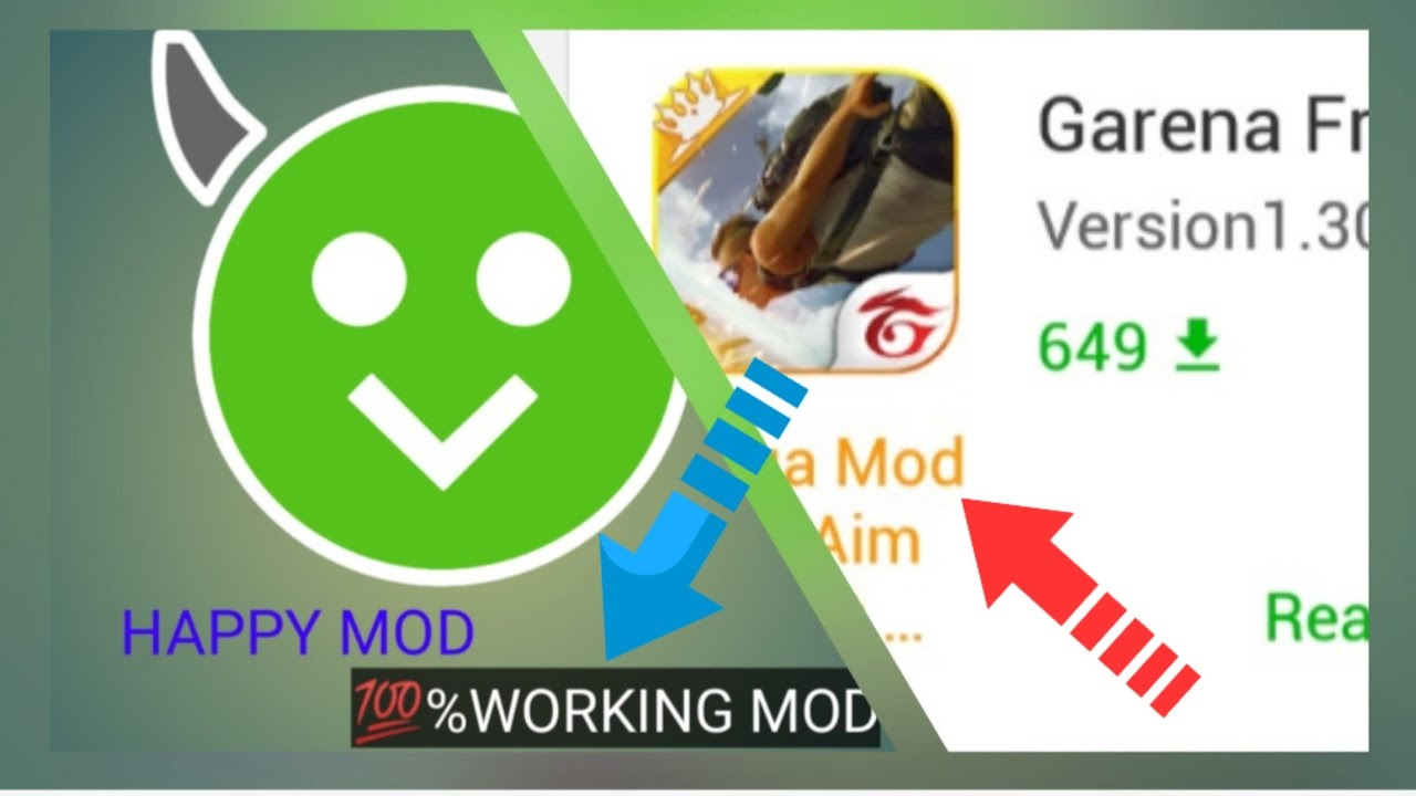 Happy mod download
