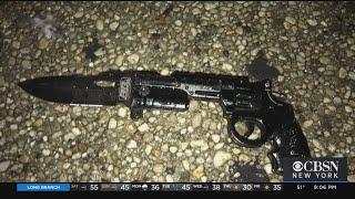 Suspect Shot After Pointing Fake Gun At NYPD