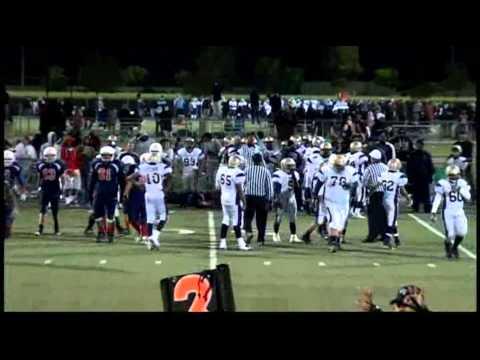 Cheyenne vs Liberty Semi-Finals 11-12-11