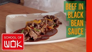 How to Cook a Delicious Beef in Black Bean Sauce Dinner