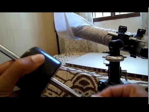 Telescópio 70mm Skywatcher EQ1 [video 3] - Montando para noobies