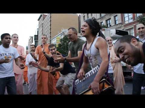 Street Chants Union Square