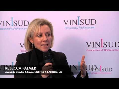 Grand Entretien Rebecca Palmer #VINISUD