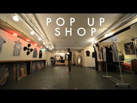 M&&B Clothing Pop Up Shop, Georgetown DC