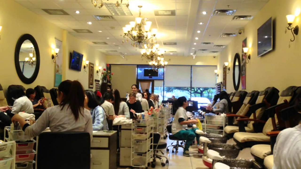 C C Nails in Houston, TX 77027 (951) - YouTube