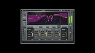 Enhancing Electronic Drums with Waves' C6 Multiband Compressor