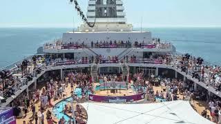 World Club Cruise Day 2