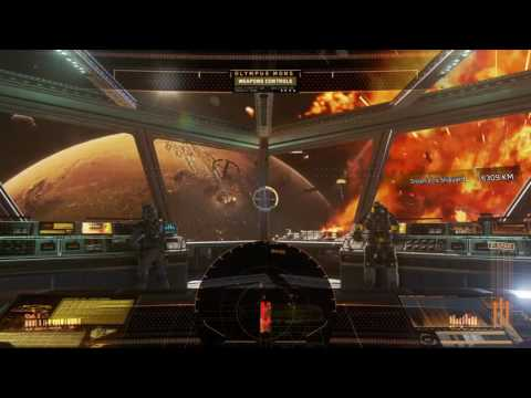 Olympus mons vs SDF fleet