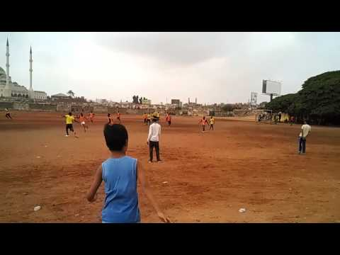 Near Turkis Mosque Football ground at Accra
