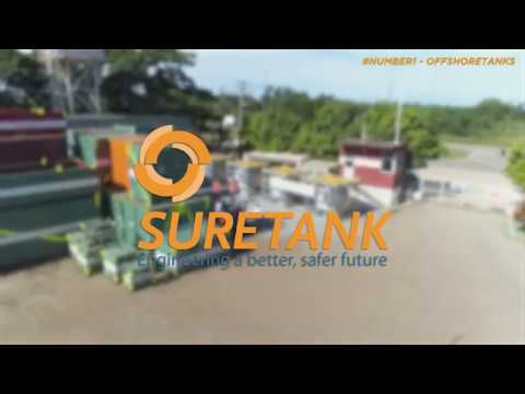 Suretank Latin America Launchs new Offshore Tank