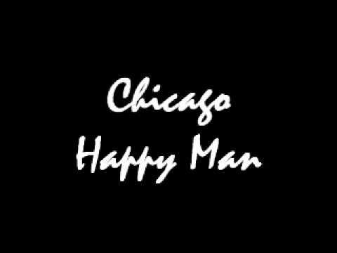 Chicago Happy Man