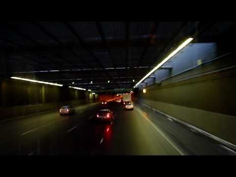 the A-720 Ville Marie tunnel in Montreal