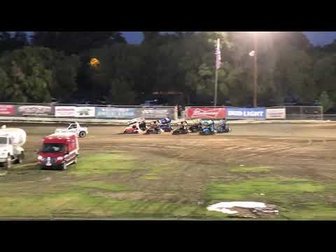 Plaza Park Raceway 9/6/19 Jr Sprint Heat- Cash
