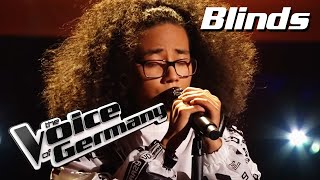 Don McLean - Vincent (Michelle Schulz)  The Voice of Germany  Blind Audition