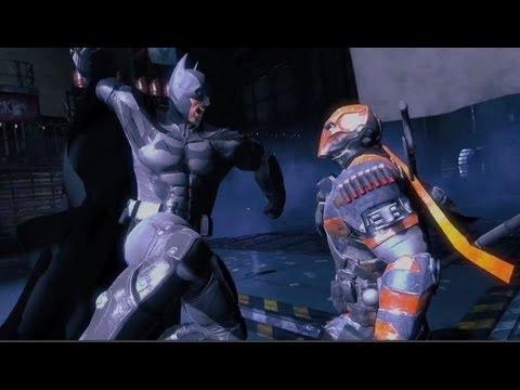 Batman Arkham Origins Gamescom Official Trailer!! SO AWESOME!! (Batman Arkham Origins Firefly)