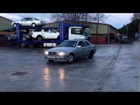Mercedes C180 Automatic (Stock Number 3881)