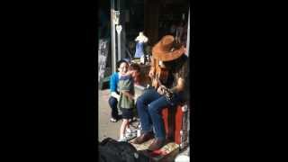 Jacob and The Guitar Man (Tyler Gregory)