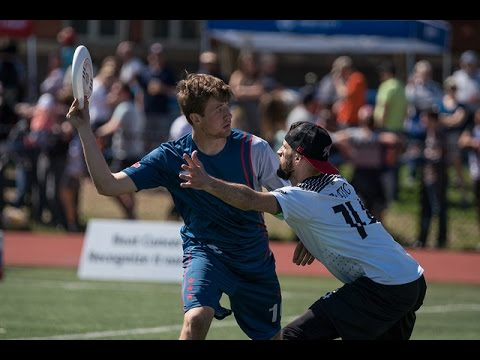 Full Game: Toronto Rush at DC Breeze — Week 2 — AUDL Game of the Week
