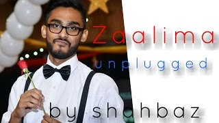 Zaalima cover | Raees | Shahrukh Khan | Arijit Singh | Harshdeep Kaur | Maheera | Acoustic Unplugged