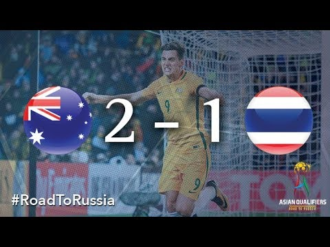 Australia vs Thailand (2018 FIFA World Cup Qualifiers)