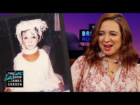 Maya Rudolph Once Did Halloween as a Plate of Spaghetti