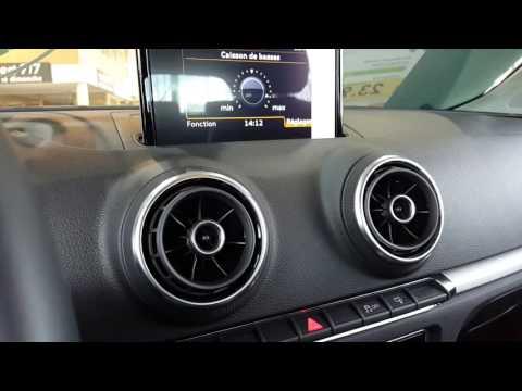 Audi A3 2015 8V Audi Sound System