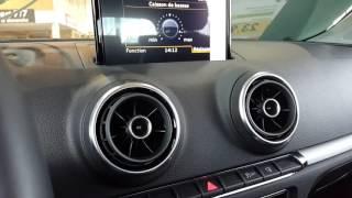 Audi A3 2015 (8V) Audi Sound System