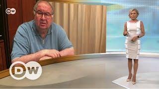 Навальному в суде не хватило Медведева   DW Новости (30 05 2017)