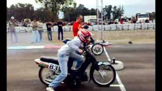 Mondial picadas.dos por uno semifinal y final picadas categoria 2t hasta 125 cc. reconquista 17/05