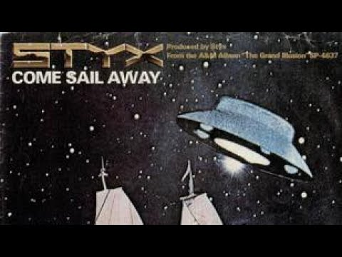 STYX COME SAIL AWAY(DENNIS DEYOUNG VS LAWRENCE GOWAN) WHO WINS