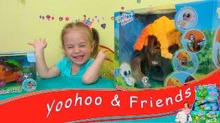 Yoohoo & Friends. Юху и его друзья. Домик в лесу. House in the woods. Hello Alice. Хеллоу Элис.