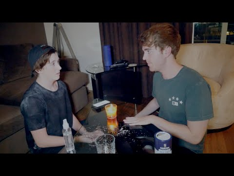 GHOST HUNTING with SHANE DAWSON Part 1