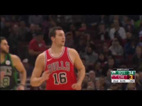 Boston Celtics vs Chicago Bulls - Full Game Highlights   Dec 11, 2017   NBA Season 2017-18