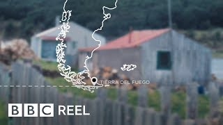 The remote farm at the edge of the world - BBC REEL