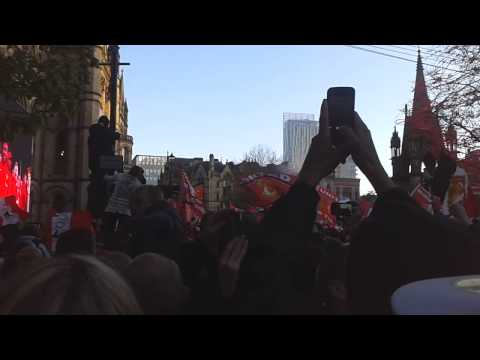 United parade 2013 - we are the champions