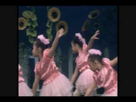 Múa Ballet - Vũ Khúc Tuổi Thơ