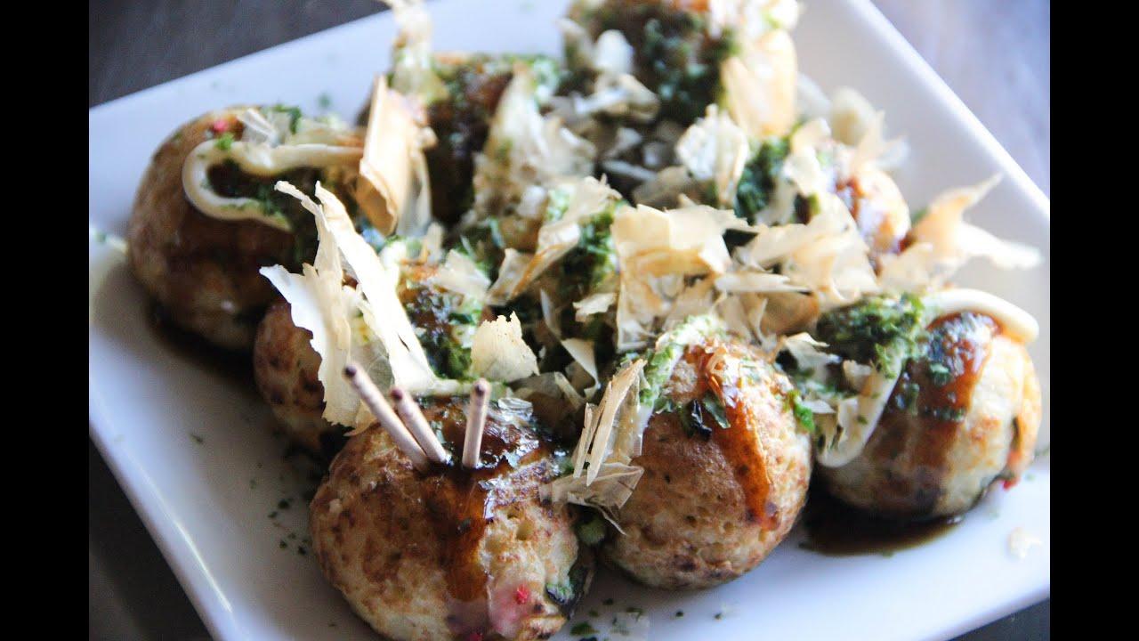 Takoyaki recipe japanese cooking 101 youtube forumfinder Choice Image