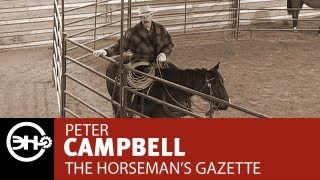 Preparation for Opening a Gate with Peter Campbell