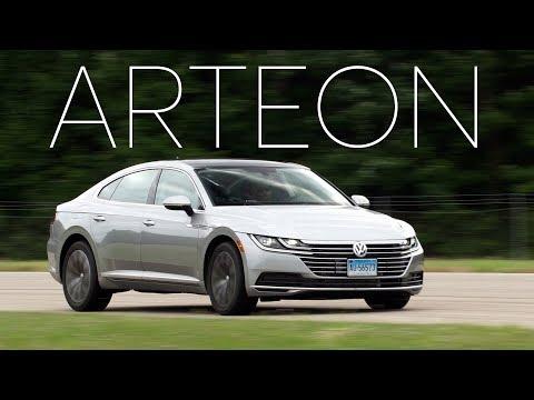 2019 Volkswagen Arteon Quick Drive | Consumer Reports