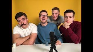 Парни пробуют шок-новости (live)