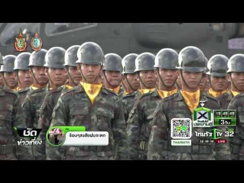ย้อนหลัง ขีดเส้นใต้เมืองไทย : นายกฯยันทำหน้าที่ต่อ | 03-08-59 | ชัดข่าวเที่ยง | ThairathTV