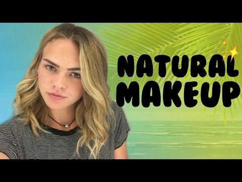 No Makeup-Makeup Look // Chit Chat GRWM | Summer Mckeen