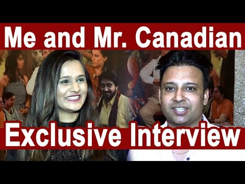 Exclusive Interview : Star Cast Of Me And Mr. Canadian | New Punjabi Movie | Dainik Savera