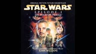 Star Wars I The Phantom Menace soundtrack - Duel Of The Fates by John Williams