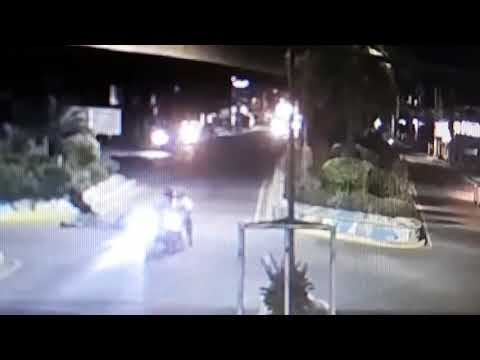 Sapol sa CCTV isang Retired Police Pinatay sa Cebu