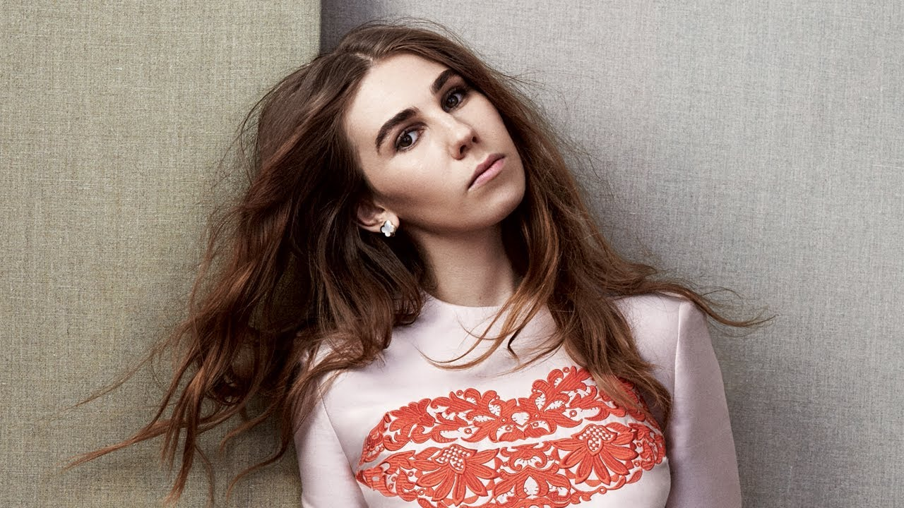Behind the Scenes With 'Girls' Star Zosia Mamet - YouTube