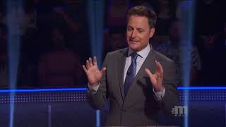 """[US] """"Who Wants To Be A Millionaire?"""" 